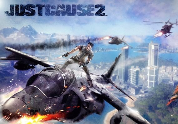 Just Cause 2 - Collection