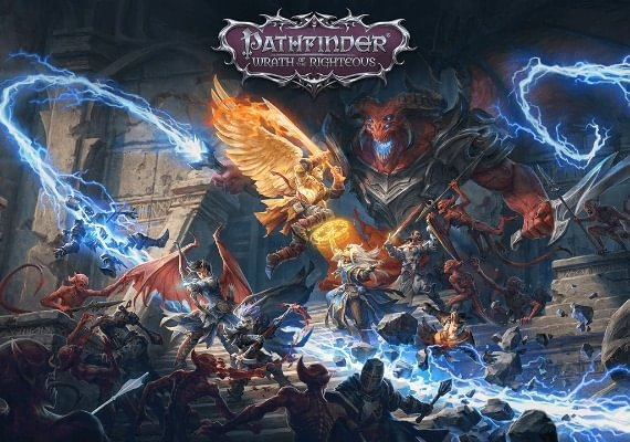 Pathfinder: Wrath of the Righteous PRE-ORDER