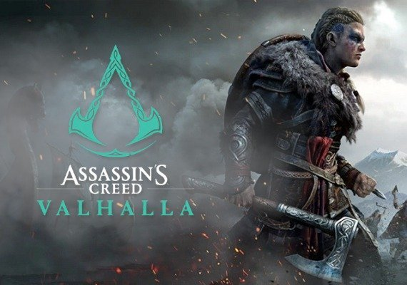 Assassin's Creed: Valhalla - Gold Edition NA PS4