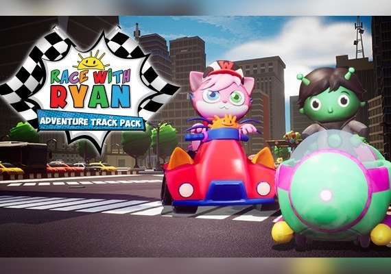 Race with Ryan - Adventure Track Pack
