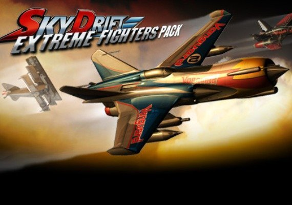 SkyDrift - Extreme Fighters Premium Airplane Pack