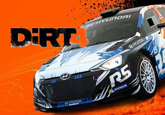 DiRT 4 - Hyundai R5 Rally Car US