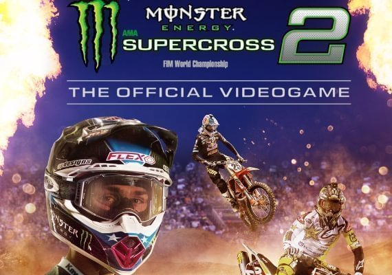 Monster Energy Supercross - The Official Videogame 2 - Season Pass US
