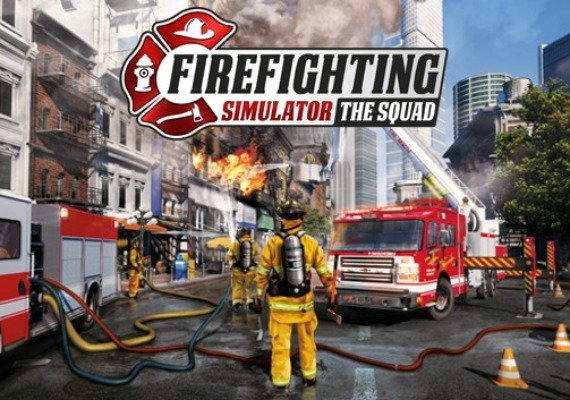 Firefighting Simulator: The Squad