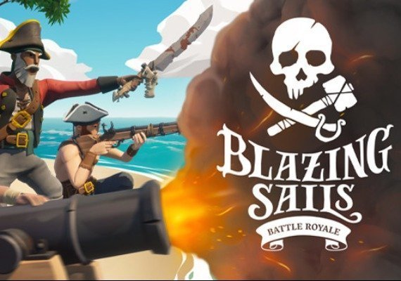 Blazing Sails: Pirate Battle Royale EU