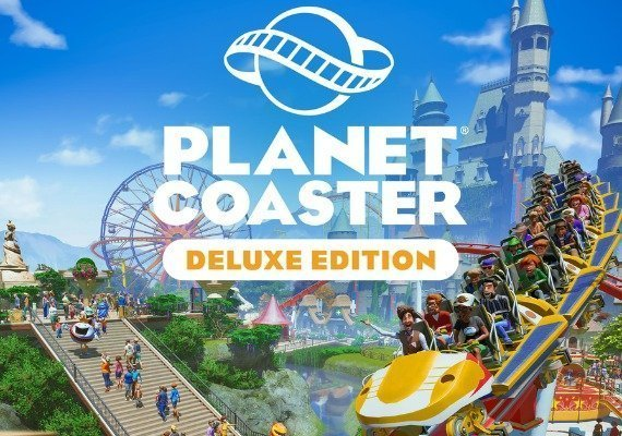 Planet Coaster - Deluxe Edition