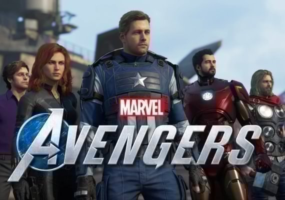 Marvel's Avengers UK