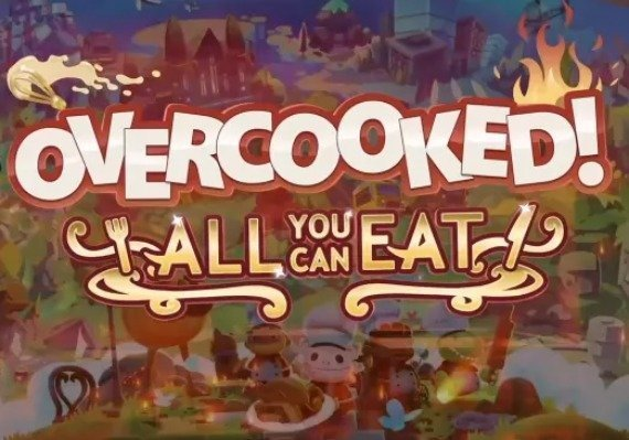 Overcooked: All You Can Eat EU PS5