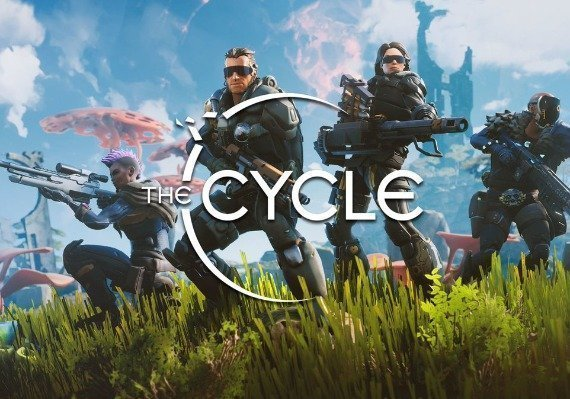 The Cycle - Intel Exclusive Skin