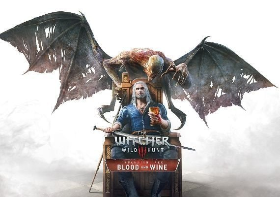 The Witcher 3: Wild Hunt - Blood and Wine US