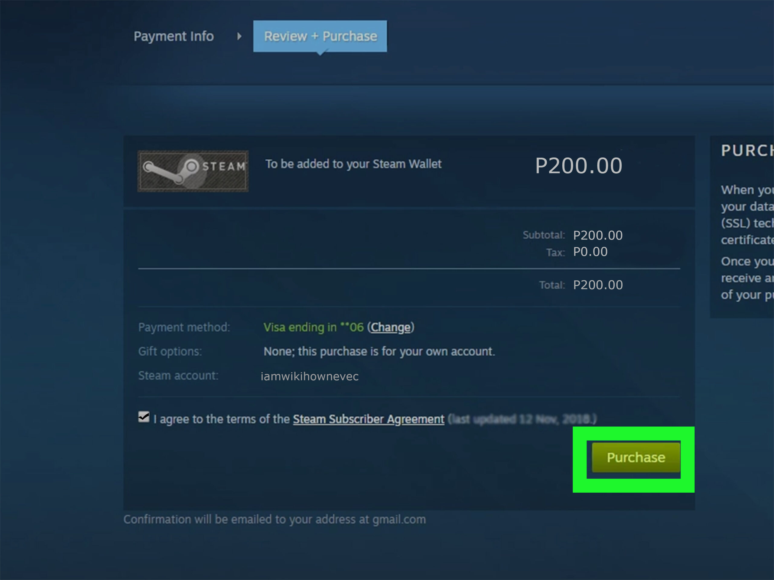 How To Redeem Code On Steam Website You Logged Account