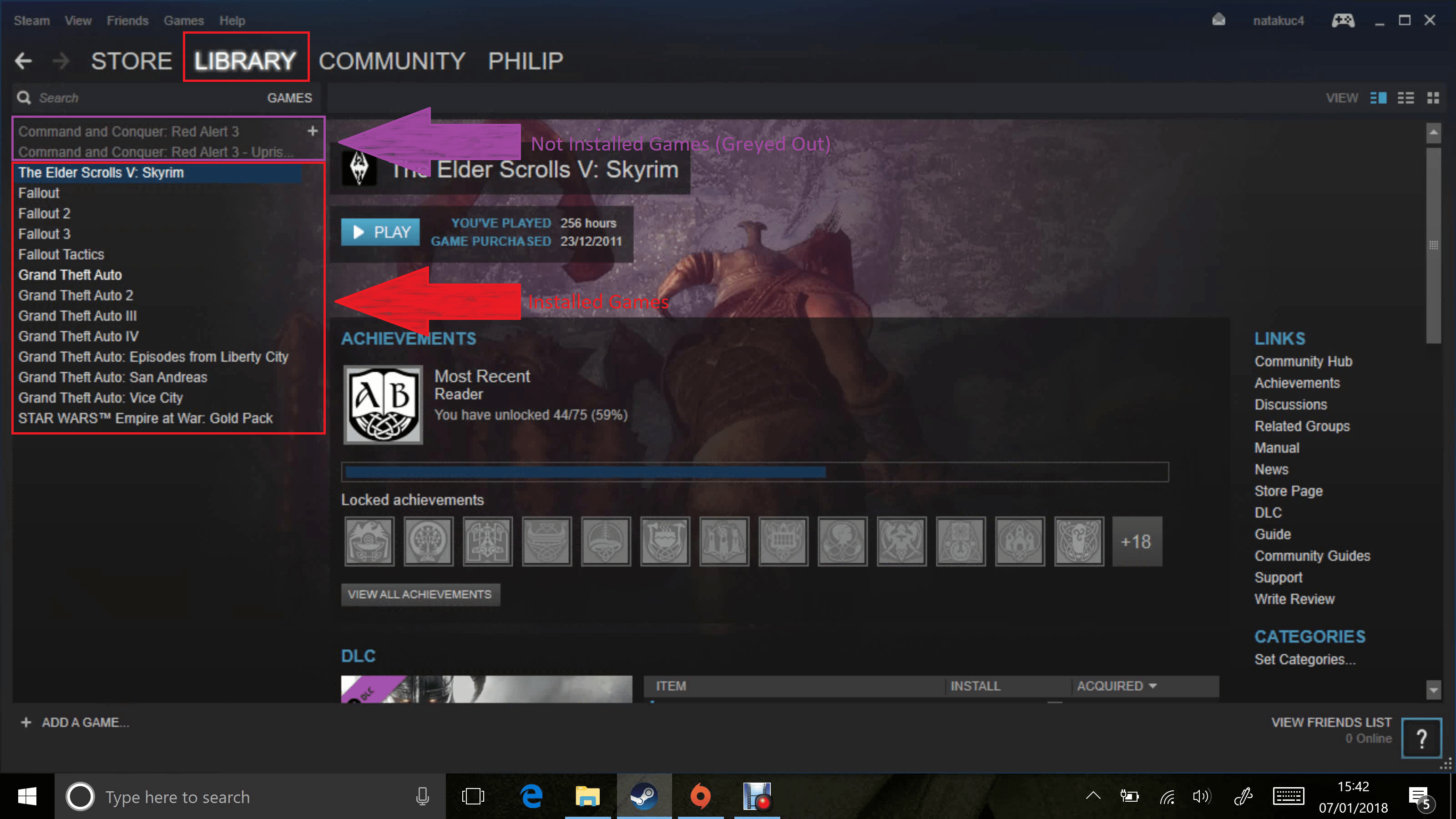 Move Steam Game To Ssd Games Copying Folder Step 1